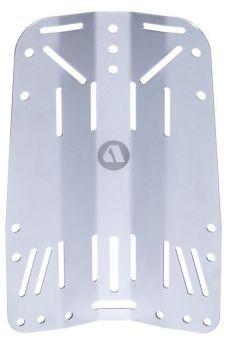 Apeks stainless steel backplate