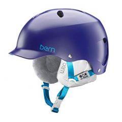 Bern Lenox Snow Helmet Midnight