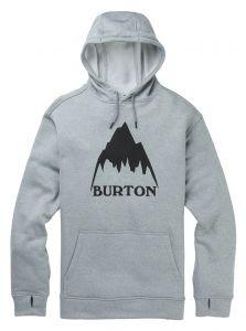 Burton Oak Po Mtn Gray Heather 2020