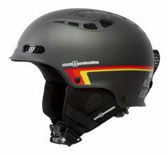 Sweet Igniter Snow Helmet Matt Black Metallic