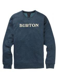 Burton Oak Crew Dress Blue Heather 2020