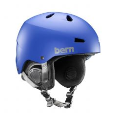 Bern Macon EPS Snow Helmet Blue 2018