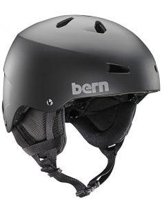 Bern Macon Team EPS Snow Helmet Black 2018