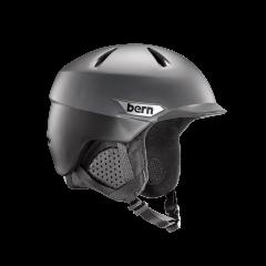 Bern Weston Peak Satin Black Two Tone 2019