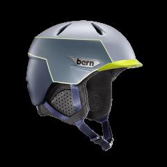 Bern Weston Peak Matte Slate Blue/Hyper Green 2019