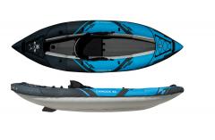 Aquaglide Chinook 90 1 Man Inflatable Kayak   Robin Hood Watersports