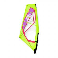 2020 Goya Fringe Pro Sail Yellow Fuchsia Overall Image