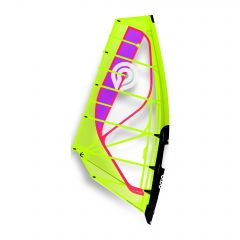 Goya Mark 2 Pro Sail 2020 Yellow Fuchsia Overall View