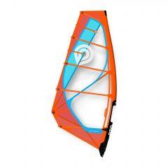 Goya Nexus Pro 2020 Windsurfing Sail Red Blue Overall Image
