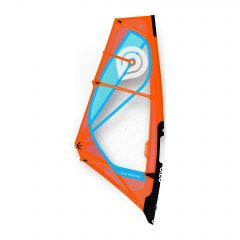 2020 Goya Scion X Pro Windsurf Sail Red Blue Overall View