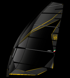 2021 Point 7 AC-One Black | Robin Hood Watersports
