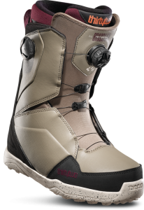 32 Lashed Double Boa Bradshaw Boots 2020 Olive/Black