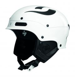 Sweet Protection Trooper II Helmet Gloss White 2021