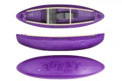Silverbirch Agent 8.8 Duratough Canoe