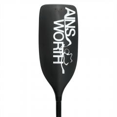 Ainsworth C100 Canoe Paddle Carbon Shaft | Robin Hood Watersports