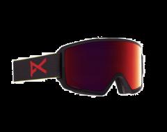 ANON M4 Toric Goggles 2021 Smoke Perceive Sunny Onyx   Robin Hood Watersporta