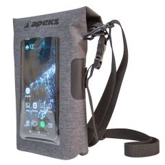 Apeks Mini Dry Bag/Phone Case front left