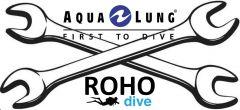Aqua Lung Regulator Service