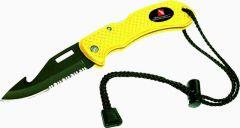 Beaver Venture Fold-up Knife Yellow