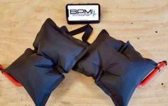 BPM Whitewater Canoe Inflatable Ankle Blocks