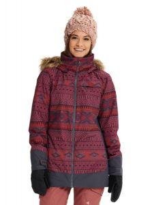 Burton Lelah Ladies Jacket Prfrya/Trcdro 2019