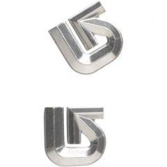 Burton Al Logo Stomp Pad Silver