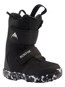 Kids Burton Mini Grom Boots Black 2021