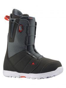 Burton Moto Boots 2020 Grey/Red