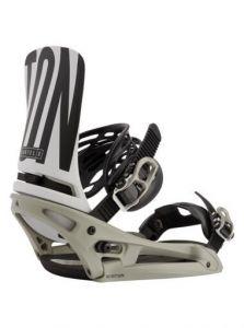 Burton Men's Cartel X EST Snowboard Binding 2021 Team Grey   Robin Hood Watersports
