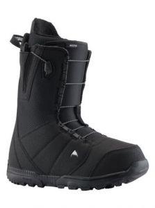 Burton Mens Moto Snowboard Boot 2021 Black | Robin Hood Watersports