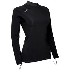 Apeks Thermiq Carbon Core L/Sleeve Womens front right