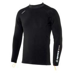 Apeks Thermiq Carbon Core L/Sleeve Mens Front Left