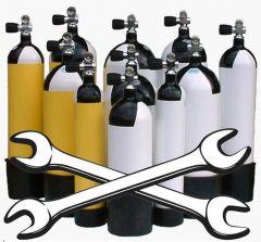 Cylinder Hydrostatic Test