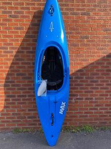 Dagger RPM MAX Action Kayak Blue| Factory Blemish | Robin Hood Watersports