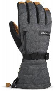Dakine Leather Titan Gore-Tex Short Glove 2021 Carbon   Robin Hood Watersports