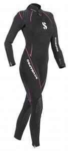 Scubapro Definition 3mm womens wetsuit front