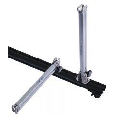 Eckla Vertical Folding Upright Bars 40cm T-Slot | Robin Hood Watersports