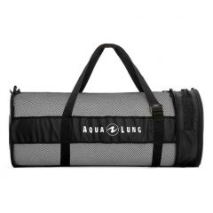 Aqualung Explorer II Collapsible Mesh Bag expanded Side