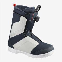 Salomon Faction Boa Boots Outer Space Grey 2020