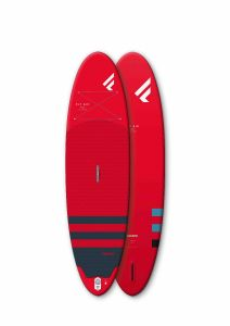 Fanatic Fly Air Inflatable Red SUP 2021 | Robin Hood Watersports
