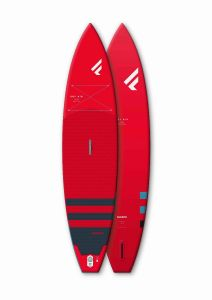 Fanatic Ray Air Red Inflatable SUP 2021   Robin Hood Watersports