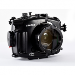 Fantasea FA-6000 Housing, Flat Port FML34 and Zoom Package