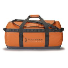 FOURTH ELEMENT EXPEDITION SERIES DUFFEL BAG SIDE ORANGE