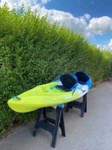 Islander Paradise II Tandem Sit On Top Kayak Emerald | Factory Blemish