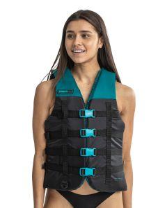 2022 Jobe Dual Life Vest Teal