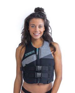 Jobe Neoprene Vest Women Cool Grey   Robin Hood Watersports