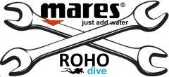 Mares Regulator Service