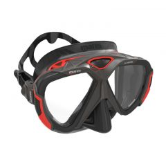 Mares X-Wire Mask Black/Red