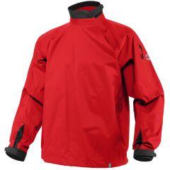 NRS Endurance Men's Splash Jacket Salsa Front | Robin Hood Watersports