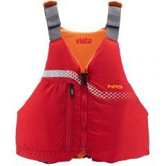 NRS Vista Buoyancy Aid Red